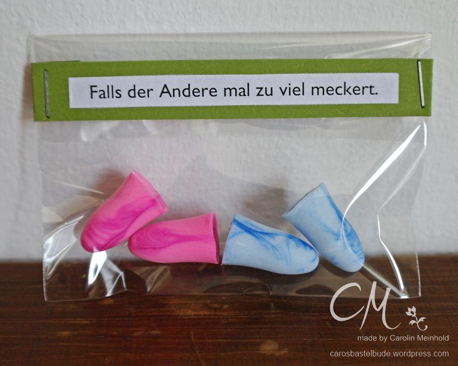 Das Hochzeitsgeschenk! · Caros Bastelbude