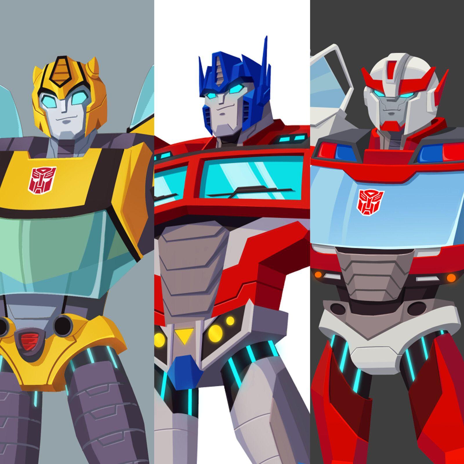 Transformers Cyberverse Season 1 Pack Leo Chiola On Artstation At Https Www Artstation Com Artwork Pmo1zo Utm Source Dlvr It Utm Medium Twitter อะน เมะ