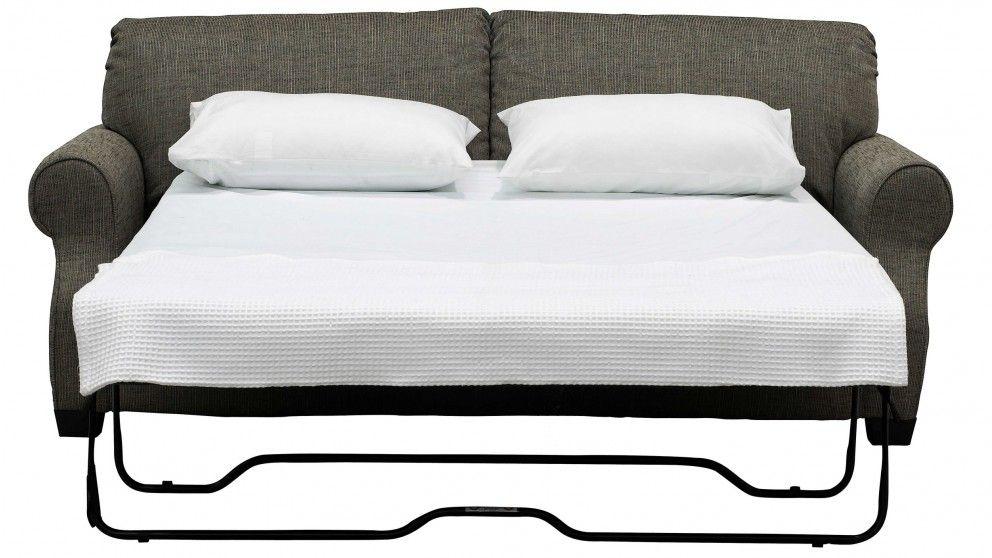 Chandler Fabric Queen Sofa Bed Furniture Outdoor Bbqs Beds Harvey