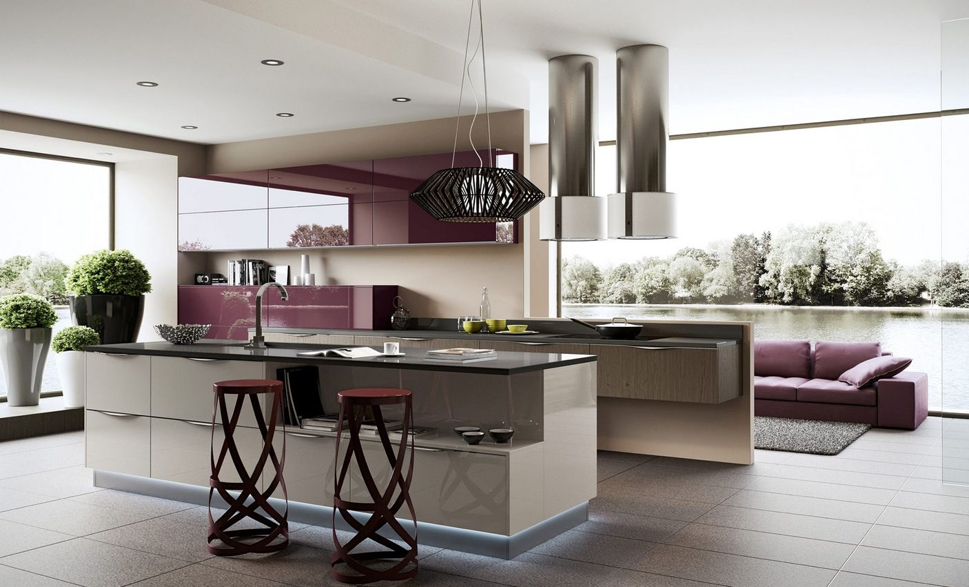 25 Kitchen Designs Include Easy Tips For Organizing And Decorating Magnificent Kitchen Unit Designs Review
