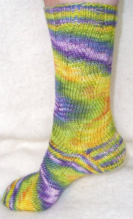 Photo of Sunday Swing Socken – ohne Löcher