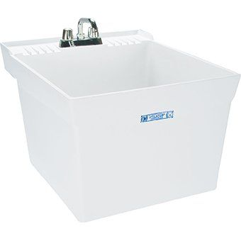 E L Mustee Wall Mount Laundry Tub Sink Mustee Http Www Amazon