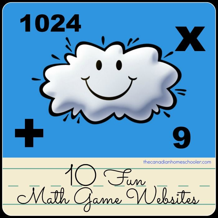 10 Math Game Websites For Review   Free math games, Free math and Math