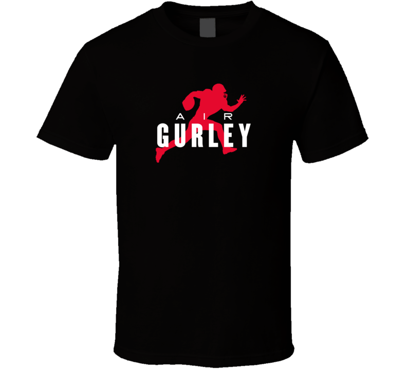 Air Todd Gurley Atlanta Football Fan T Shirt in 2020
