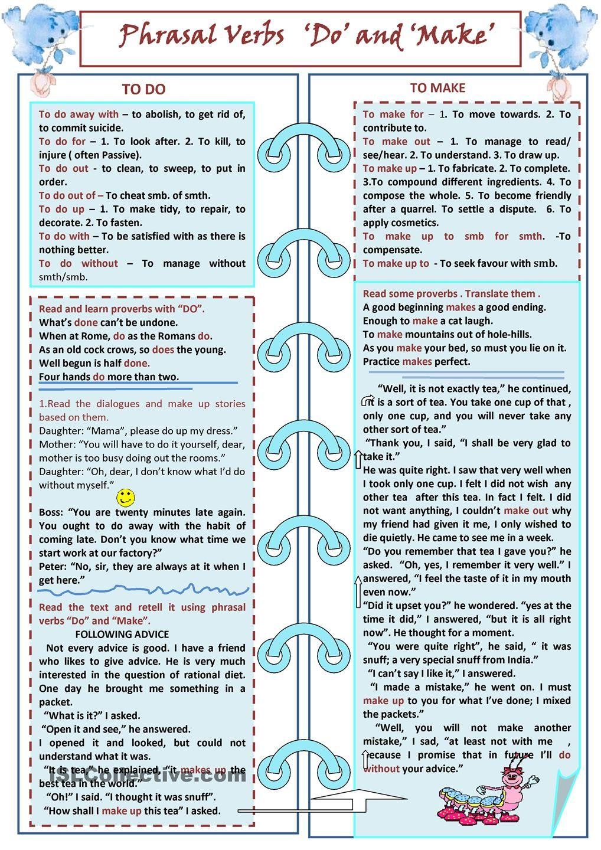 Phrasal Verbs English Language Teaching Learn English Verb [ 1440 x 1018 Pixel ]
