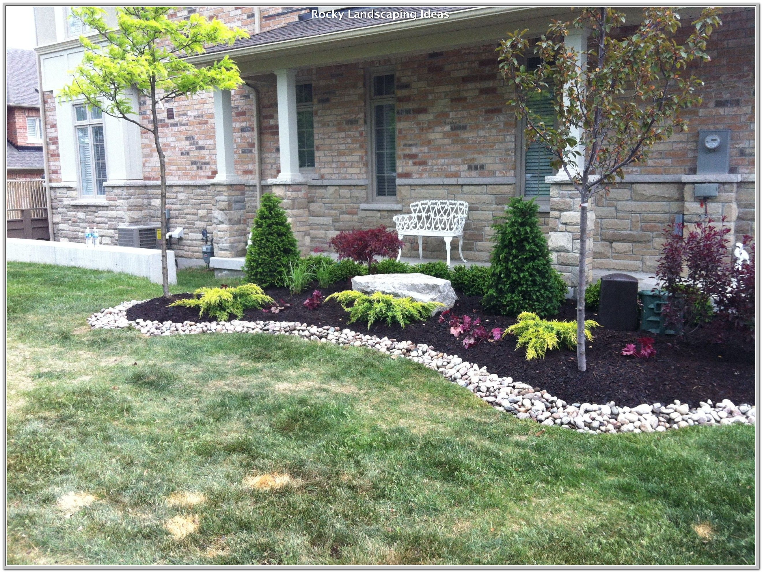 How To Improve Your Landscaping Landscaping Lovers Diy Backyard Landscaping Small Backyard Landscaping Cheap Landscaping Ideas