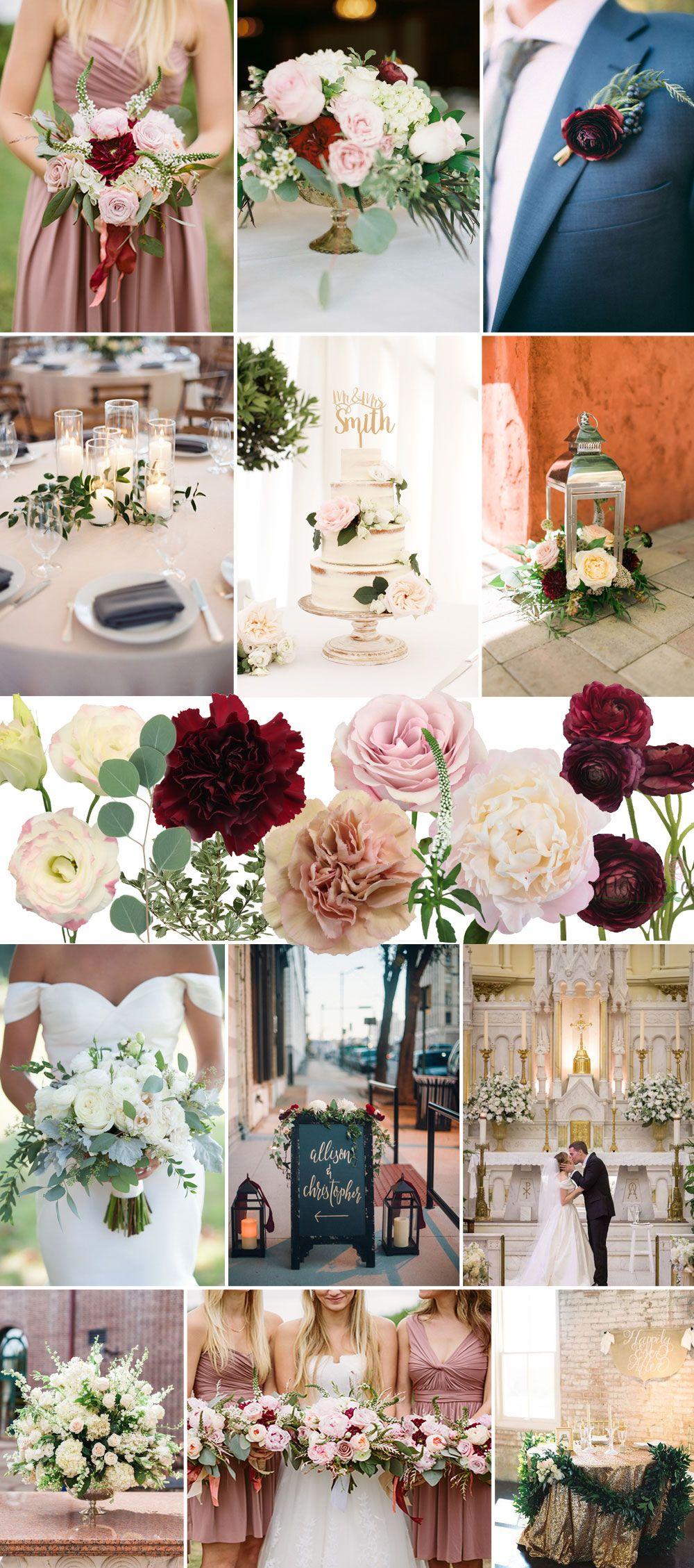 My Wedding The Inspiration for My Romantic Spring Wedding