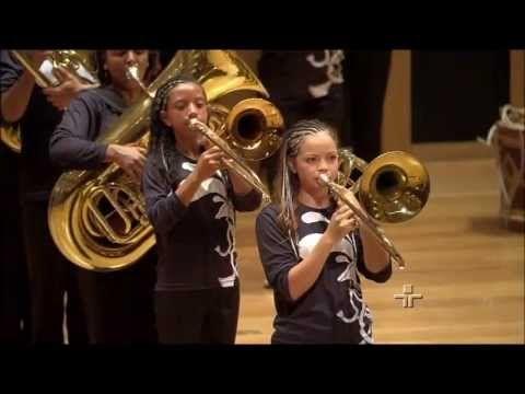 Orquestra de Metais Lyra Tatuí - As Rosas Não Falam [HD]