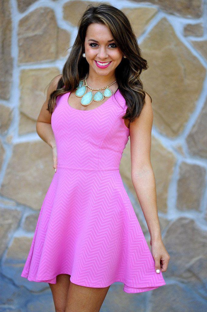 Vestidos para Fiesta de color Rosa - Vestidos Mania | vestidos prom ...