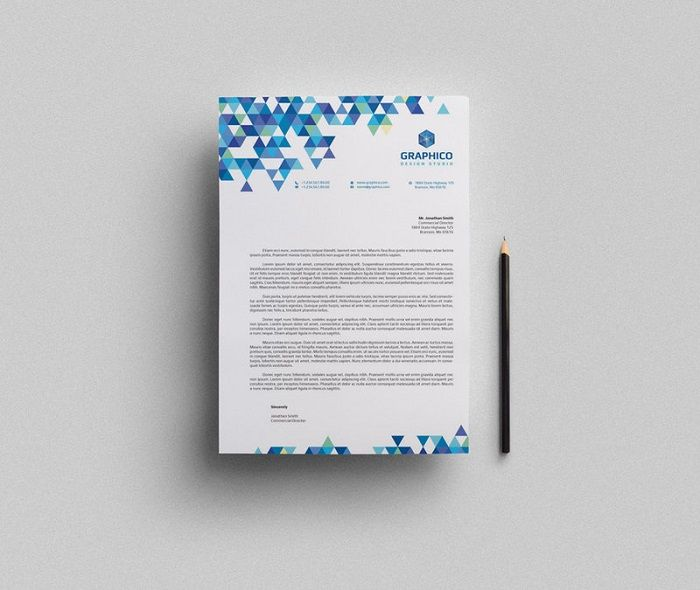 Unique Letterhead Designs