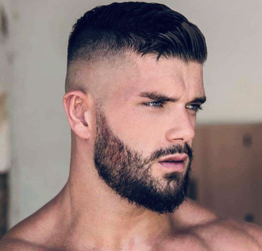 high & tight skin fade into a modern crop #hairstyles
