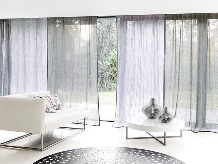 Tende eleganti per il soggiorno: Tende Per Interni Moderne Tende Tende Moderne Da Interno Woonkamergordijnen Gordijnen Interieur Kleuren