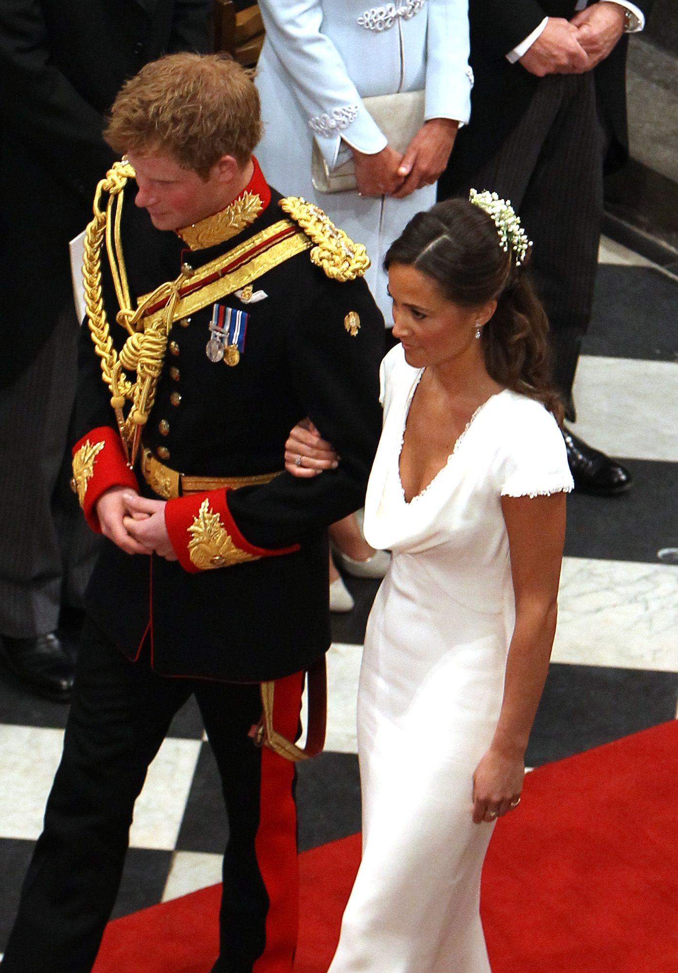 Harry And Pippa Pippa Middleton Pippa Middleton Photos Royal Wedding 2011