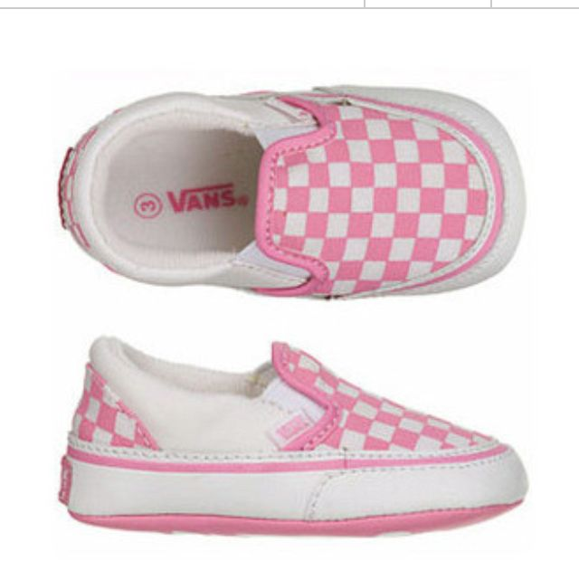 Baby girl vans, Baby vans, Cute baby shoes