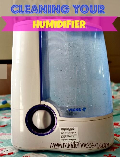 how to clean cpap humidifier vinegar