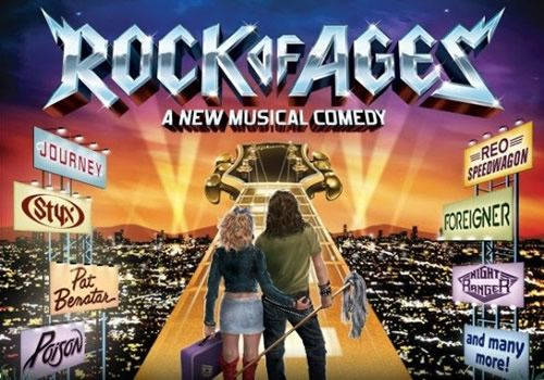 An awesome rock musical!