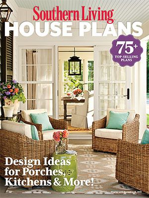 2013 house plans magazineon the newsstand now! | southern