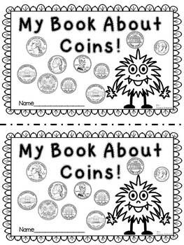 Cha-Ching! Counting Coins (identify and count penny