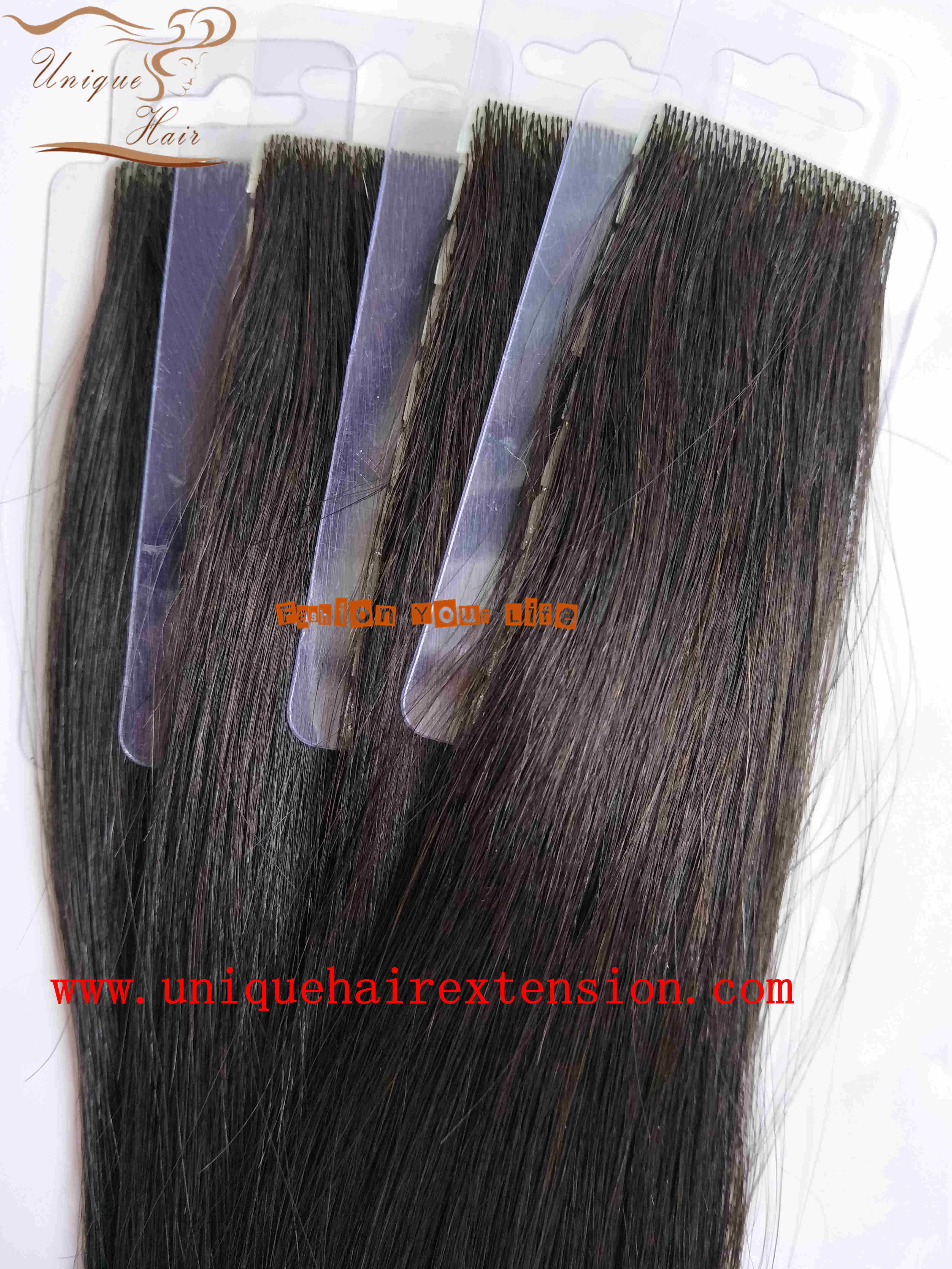 Invisible Tape In Hair Extensionsinvisi Skin Weftsprofessional