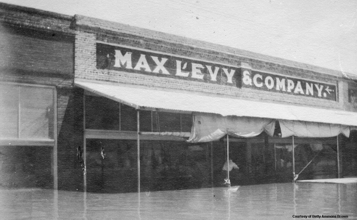 1912 flood, Max Levey, Tallulah, LA Mountain life