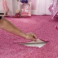 Little Princess Collection Pink Room L N Stick Carpet Tiles