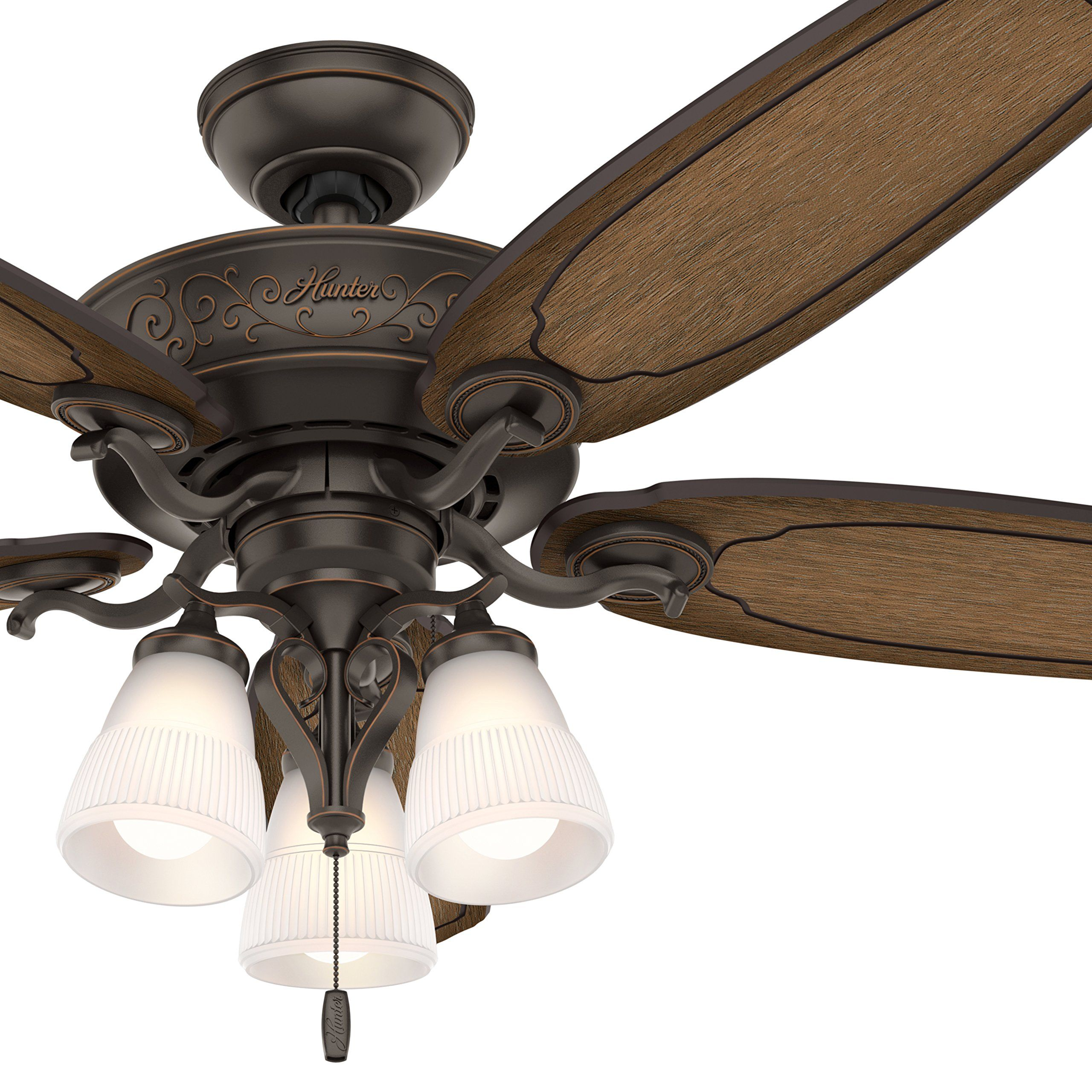 Ceiling Fan Includes Led Light