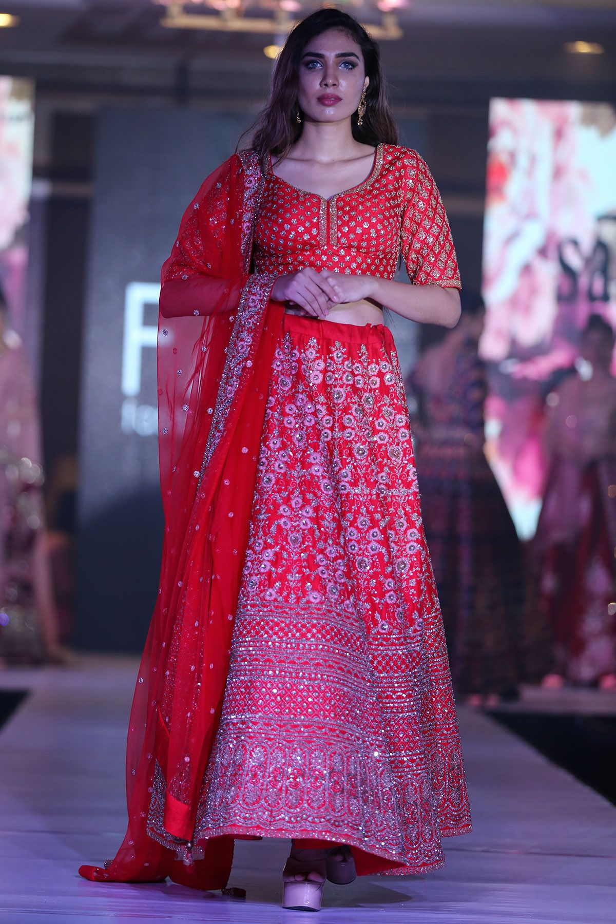 Pin by Samyakk on Designer Bridal Lehengas Bridal