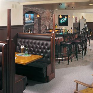 Restaurant Booths Design Ideas, Pictures, Remodel and Decor | Cabins ...