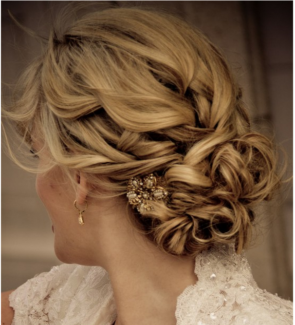 Pinterest Wedding Hair This Was The Main Photo For My Inspiration If