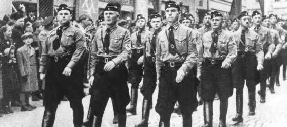 The Hlinka Guard was the paramilitary unit of the Slovak People's ...