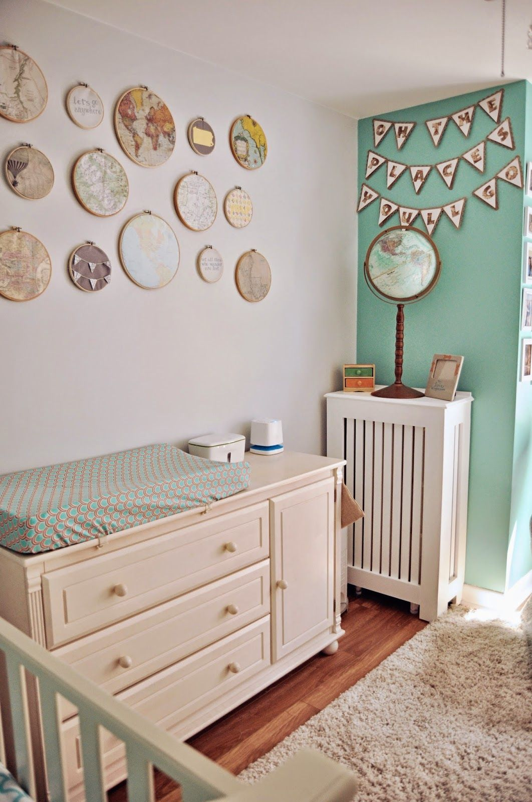 The Backyard Boutique Dear Baby Baby Room Neutral Kids