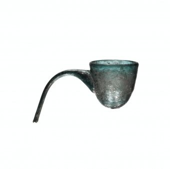 Islamic #Glass: Vessel with Spout | Corning Museum of Glass
