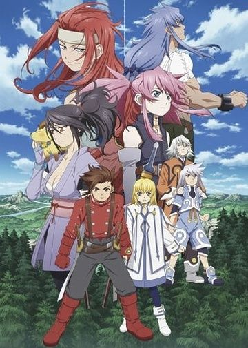 Tales Of Symphonia The Animation Tethe Alla Hen Bluray Bd