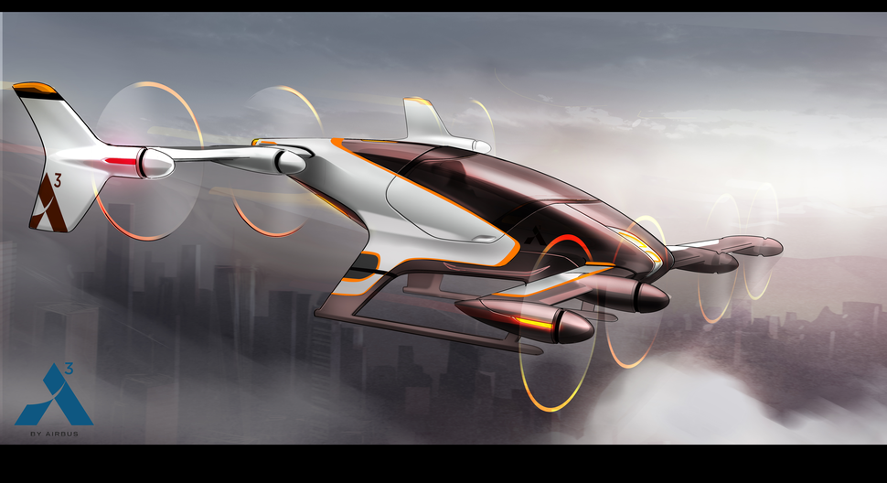 Airbus promises selfflying electric air taxi by 2020