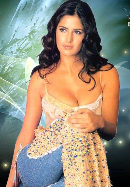 Katrina kaif sexy big boobs