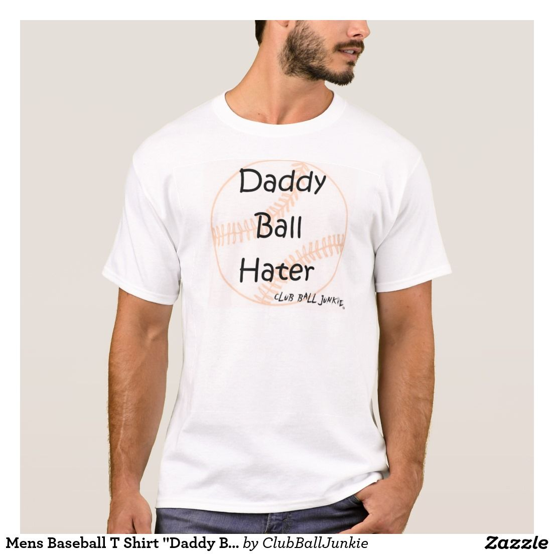 b72f61e2 Mens Baseball T Shirt