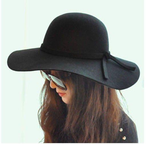 3fb0cd339bff0 wide brim fedora | Loooves a hat... | Fashion, Felt hat, Outfits