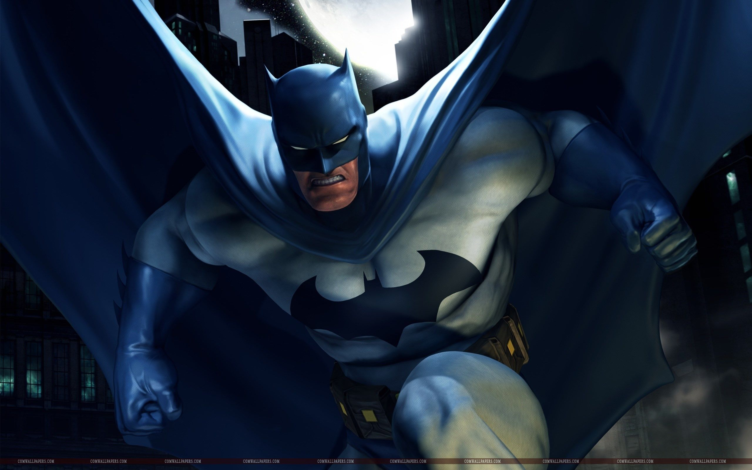 Art Batman Hd Wallpaper
