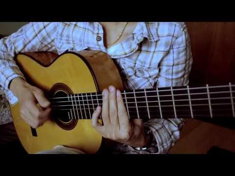 Justin Bieber - Love Yourself (Easy Fingerstyle by Billy Chi) [W ...
