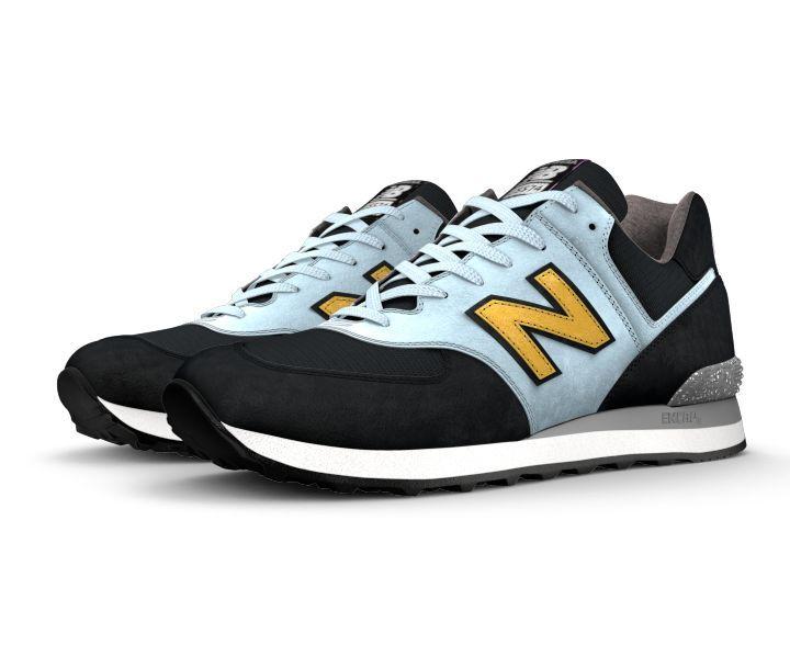 New Balance Custom 574 Men's & Women's Explore Shoes - (US574-BLANK) 47AaFizDb
