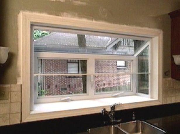 How To Install A Garden Window Garden Windows Kitchen Garden