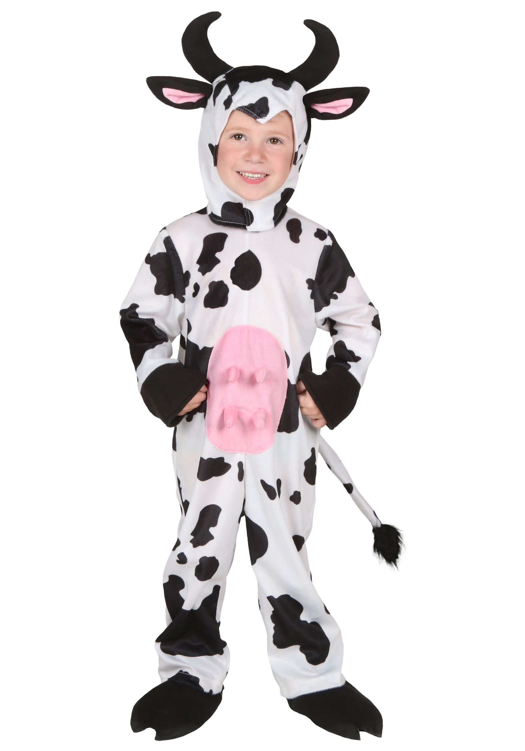 Toddler Cow Costume | Baby Halloween Costumes | Pinterest ...