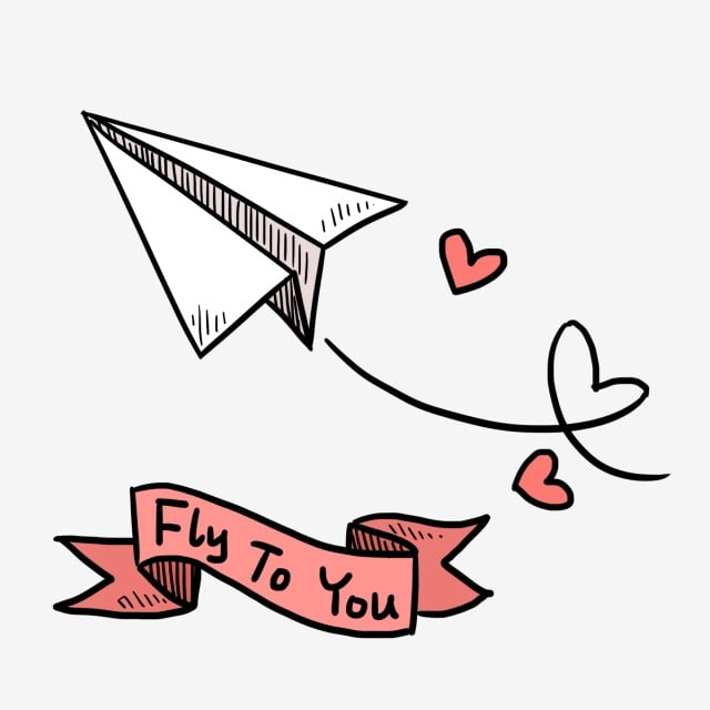 Aircraft Paper Plane Cartoon Airplane Origami Hand Drawn Airplane Graffiti Simple Lines Png Transparent Clipart Image And Psd File For Free Download Cartoon Airplane Paper Plane Paper Airplane Drawing