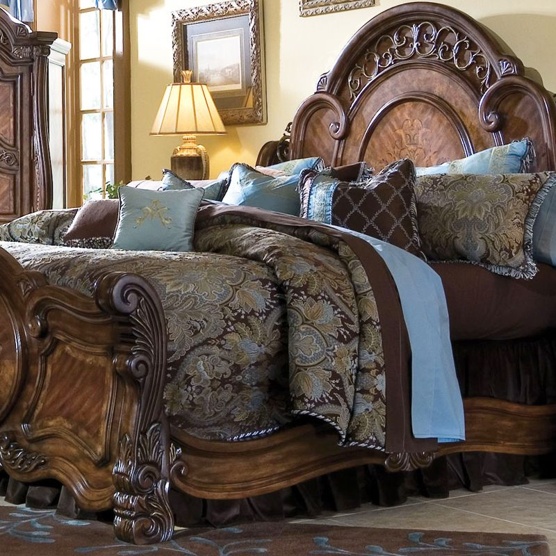 The Portofino Luxury Bedding Set By Michael Amini Is One Of Our