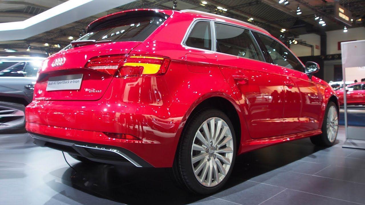 Audi A3 Sportback etron Sport 1.4 TFSI 204ch Stronic