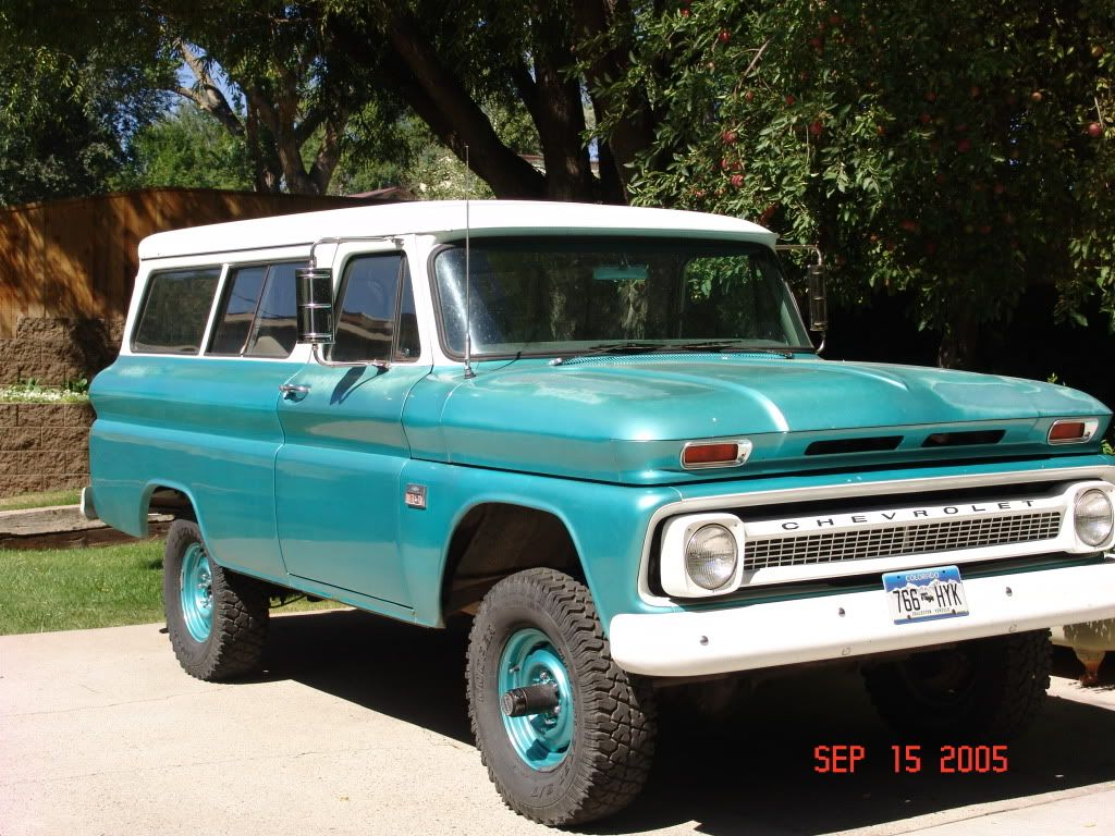 All Chevy 1965 chevy c30 : Work Trucks - Utility / Service / Company / Fire / County - Page 5 ...
