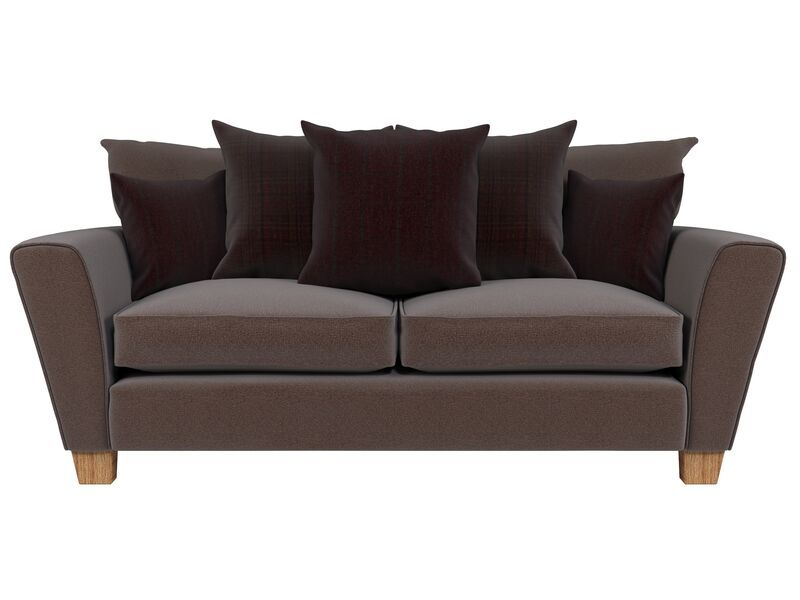 Harry 3 Seater Sofa Scatter Back In 2020 Sofa Stylish Chairs 3 Seater Sofa