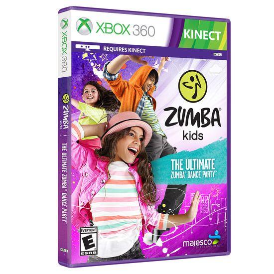 Zumba Kids Kinect | Zumba Fitness Shop