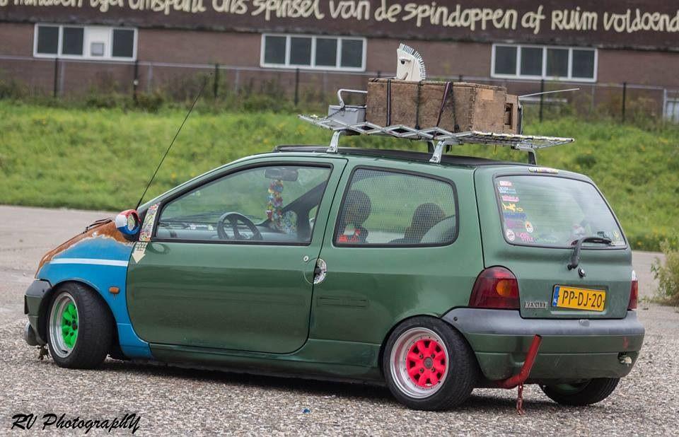 Twingo Ratstyle Ratlook Carros