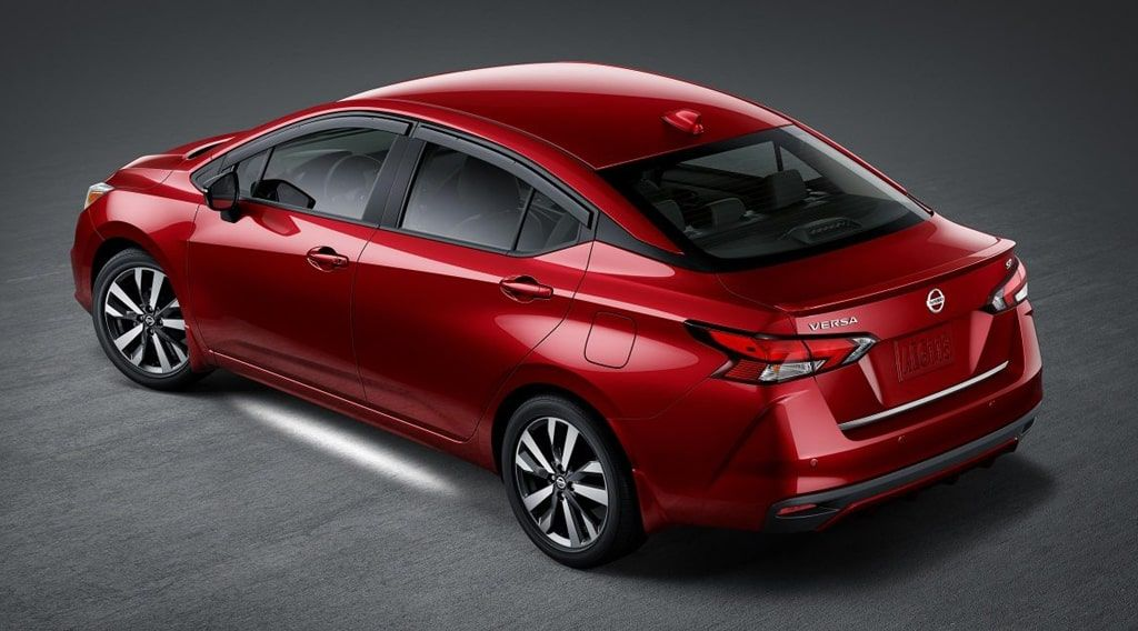 2020 Nissan Versa Reviews Everything is different